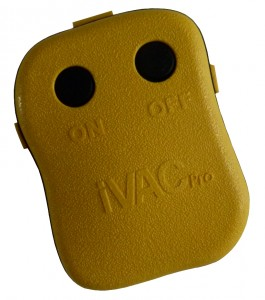 iVAC Pro Dust Collection Remote Control