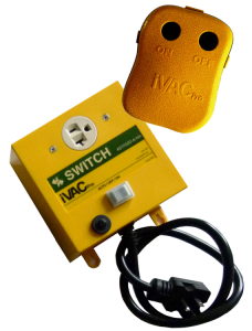 iVAC Dust Collector Remote Switch