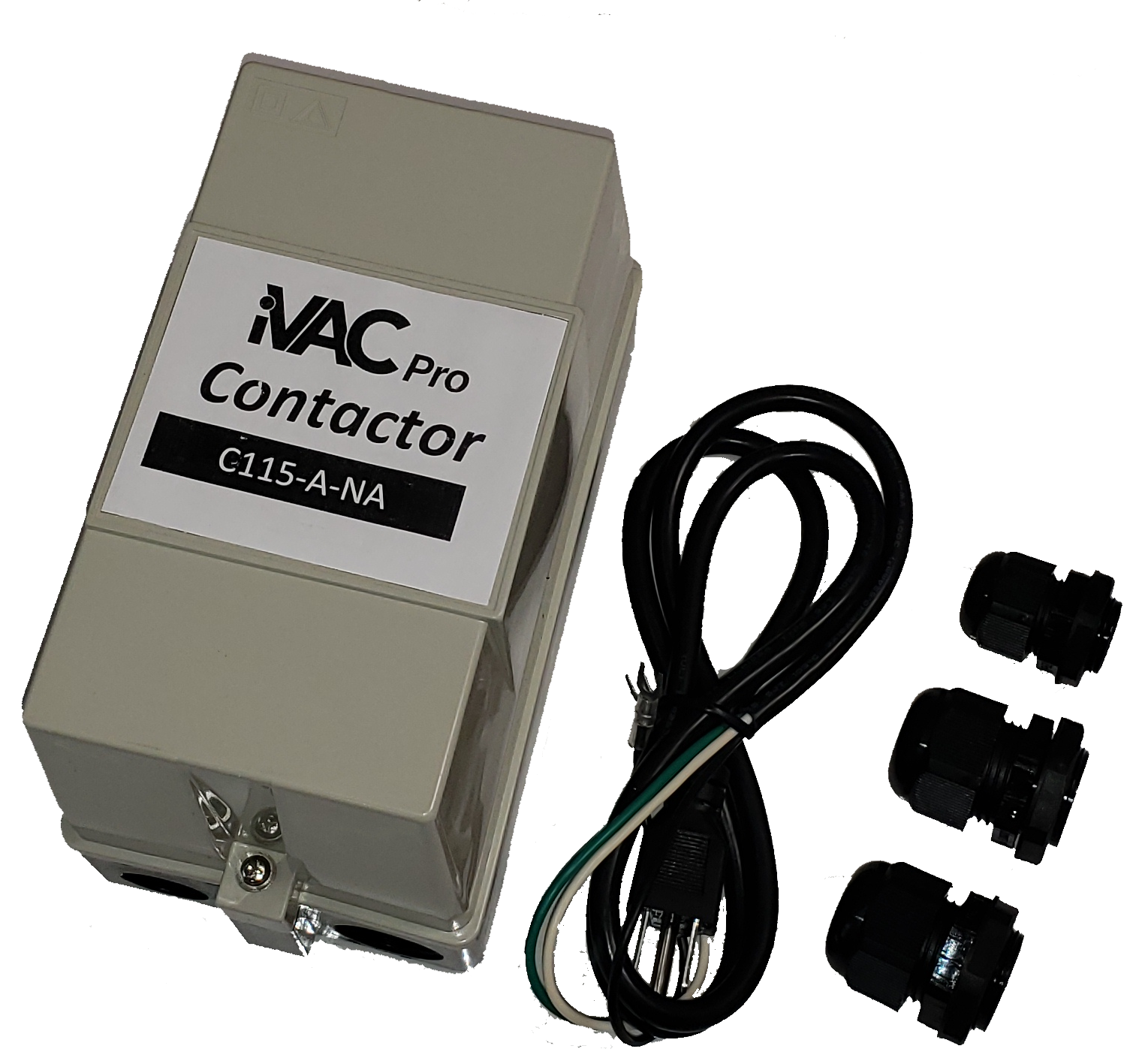 Ivac Contactor High Power Dust Collector Controller Ac 30 Amp Wiring Diagram Operating Current And Last For Several Seconds This Initial Surge Can Over Time Damage The Contacts In Pro Switch